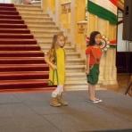A REmese Környezettudatos Gyermekdivat magyar népmesék ihlette meseruháinak bemutatója ()
