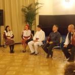 """""""Csángó kultúra - élő értékeink"""": Mokány Rozi és Pusztinai Annamária csángó énekesek, valamint a Somos együttes ()"""