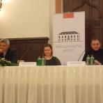 A konferencia előadói ()