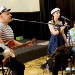 A felvidéki Kicsi Hang együttes koncertje ()