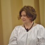 Gróh Ilona, a Ringató zenei program létrehozója ()
