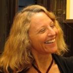 Sylvia Leidemann, az Encuentros ének- és hangszeregyüttes vezetője ()
