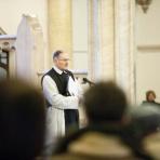 Brückner Ákos Előd ciszterci plébános atya ()